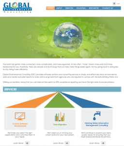 GEC home page
